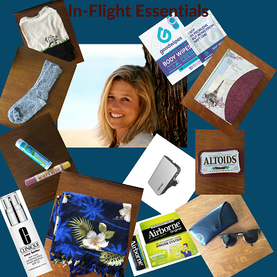 Your Aussie Travel Expert's In-Flight Essentials