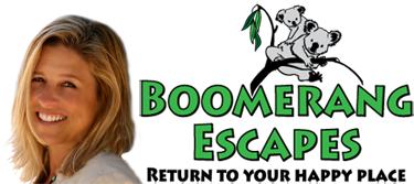 Boomerang Escapes-Logo
