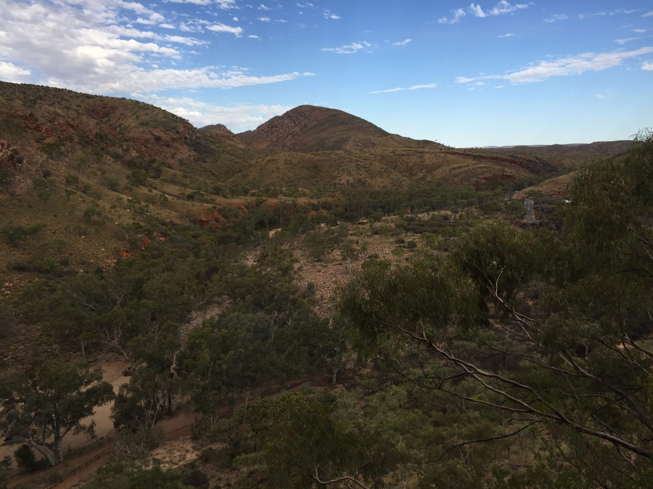 The Beautiful Western MacDonnell Ranges