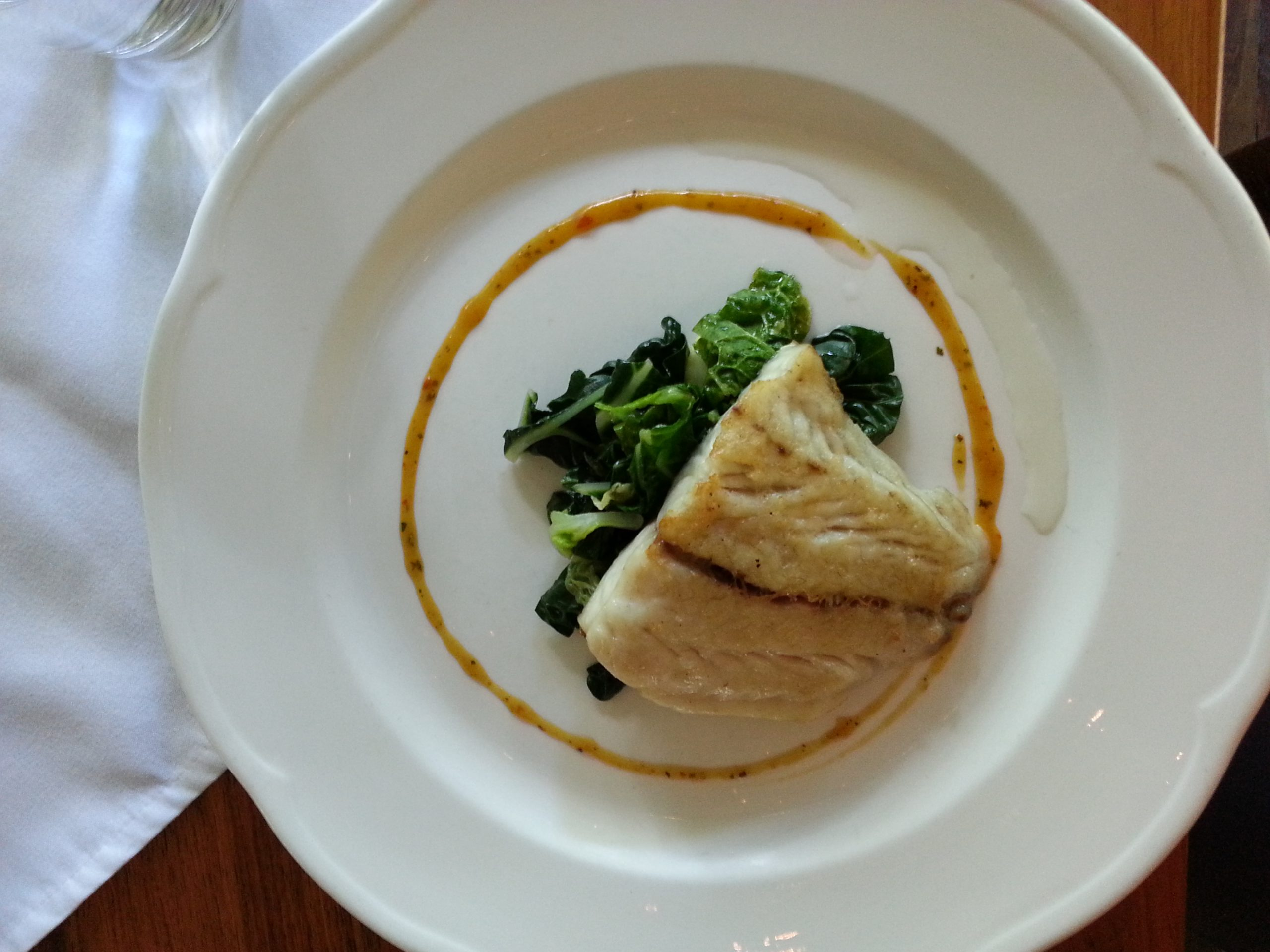 Passport for Your Palate-Barramundi
