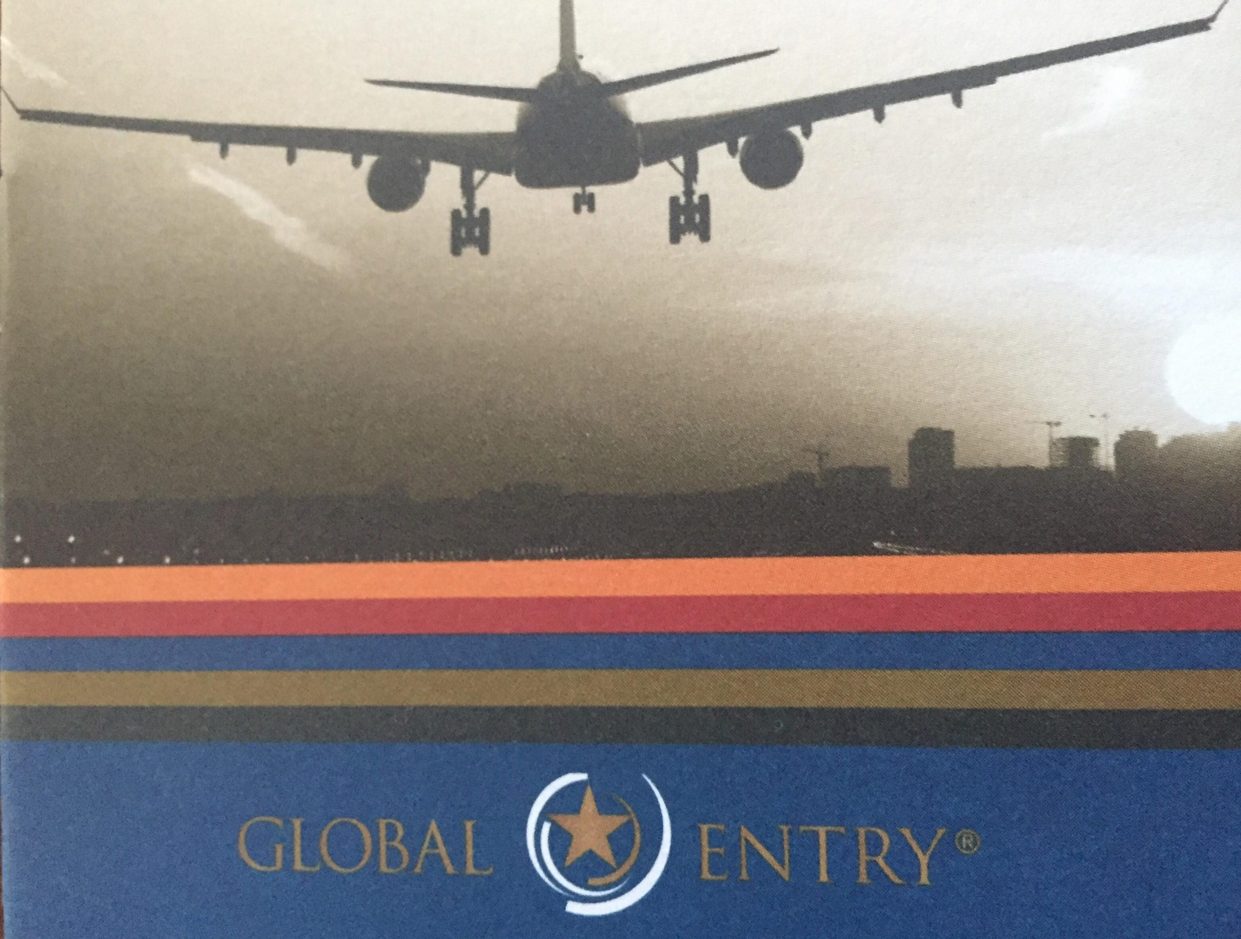 Global Entry-Make Going Through the Airport a Breeze