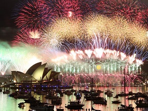 Sydney at New Years-No Better Place to Ring in the New Year