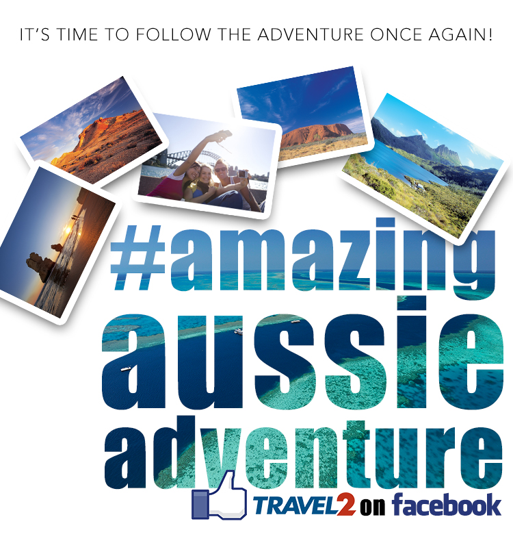 Follow My Amazing Aussie Adventure