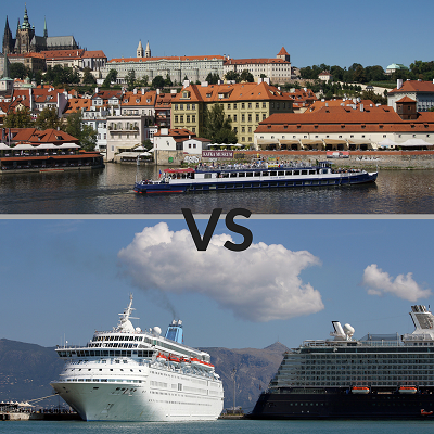 Whatever Floats Your Boat-River Cruising vs. Ocean Cruising