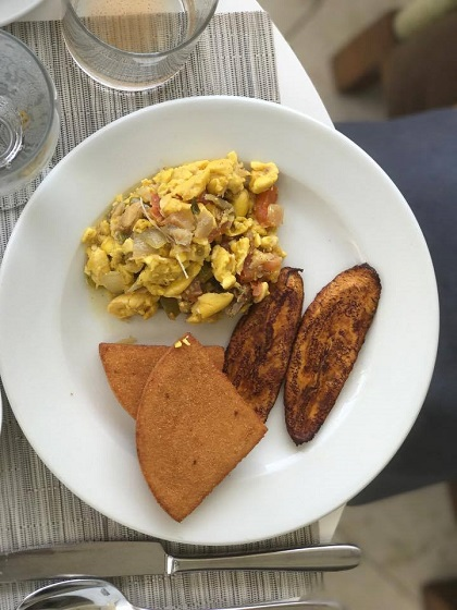 Passport for Your Palate-Jamaican Ackee and Saltfish