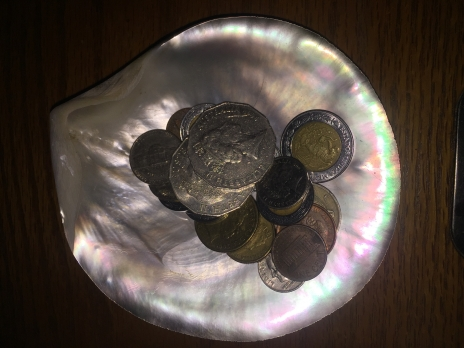 Do Coins Bring You Good Fortune?