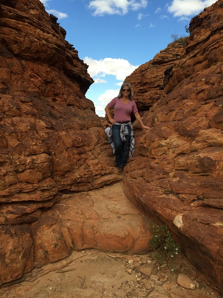 Kings Canyon-An Outback Gem